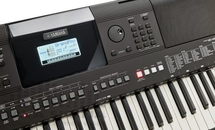Đàn Organ Yamaha PSR E463 chính hãng