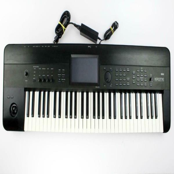 Đàn Synthesizer KORG KROME EX 61