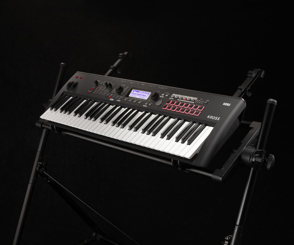 Đàn Synthesizer KORG KROSS2-88