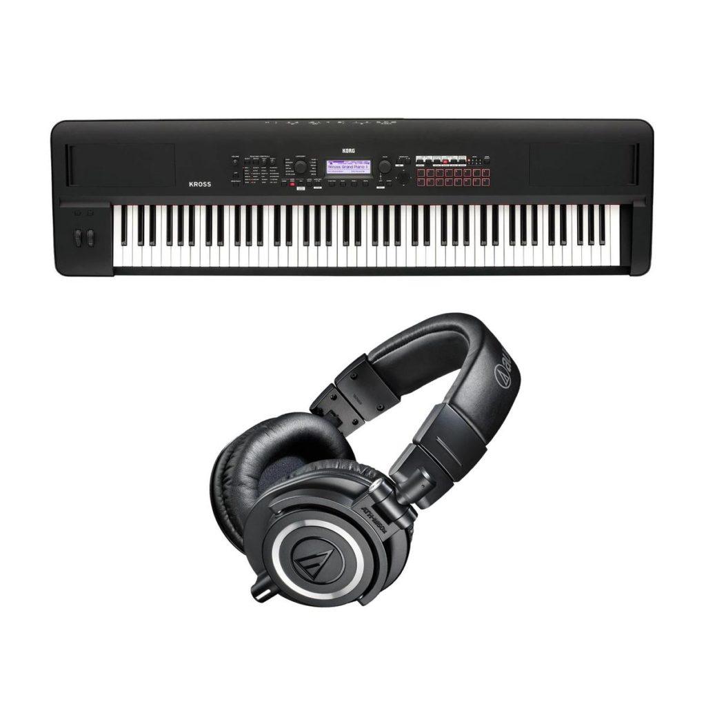 Đàn Synthesizer KORG KROSS2-88