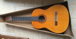 Nhận định về Guitar Yamaha CX40 và thông số kỹ thuật