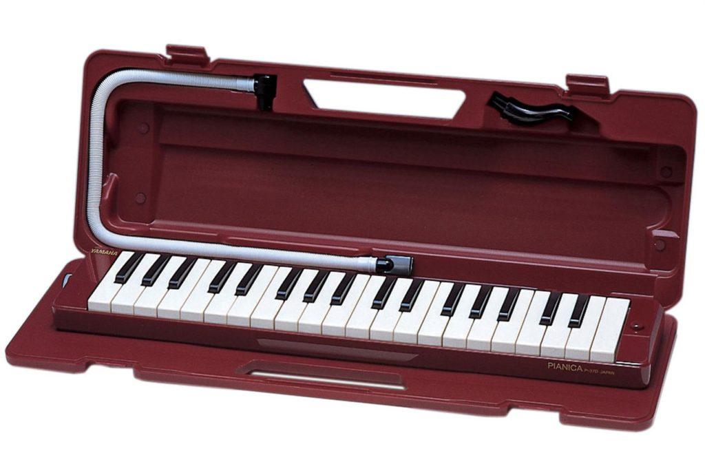 Cách chơi đàn Pianica