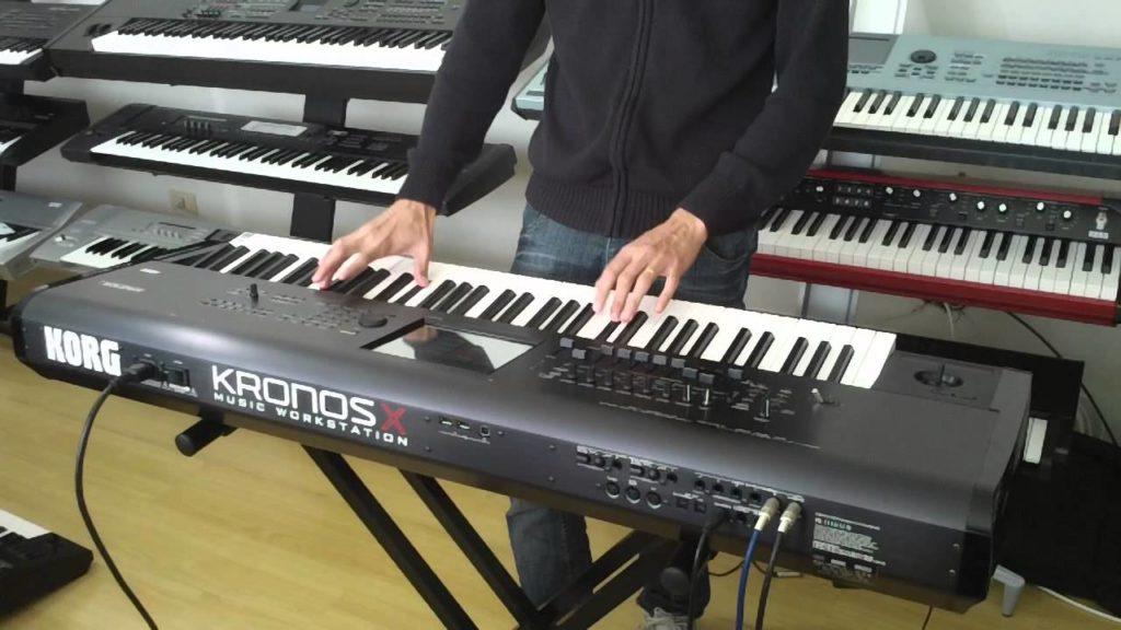 Thông số kỹ thuật chi tiết đàn Synthesizer KORG KRONOS X2 73
