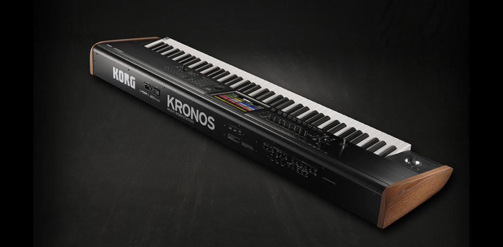 Địa chỉ chuyên cung cấp đàn Synthesizer KORG KRONOS X2 73 chính hãng
