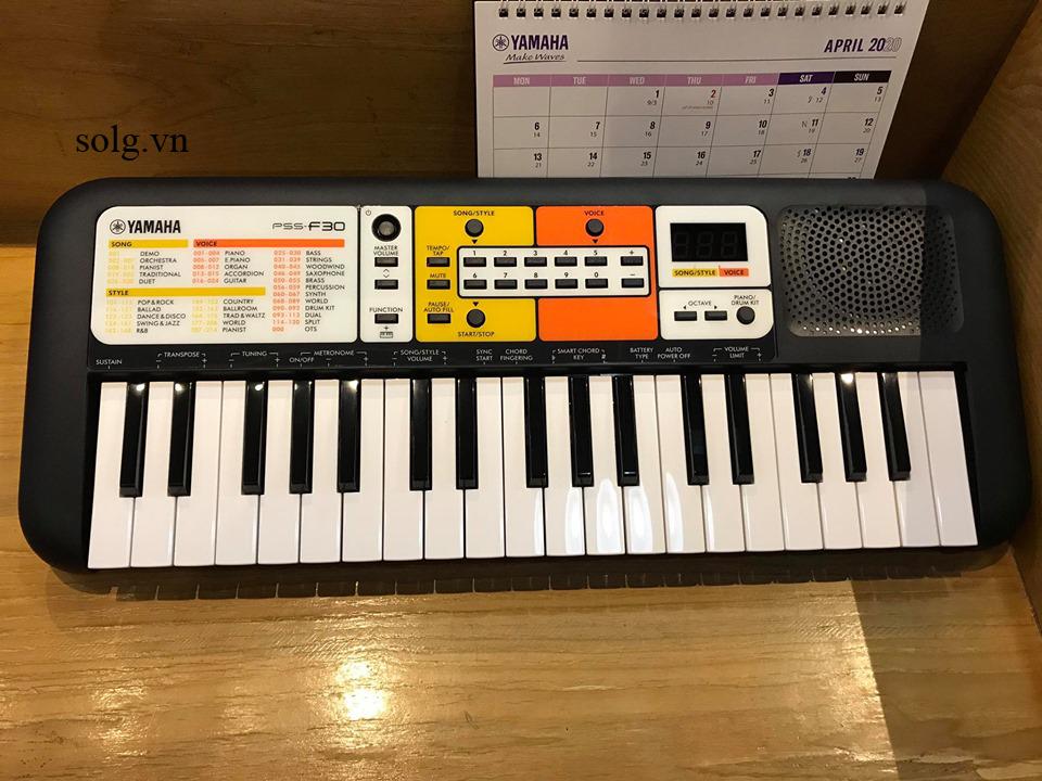 Ưu điểm của đàn Organ Yamaha PSS - F30
