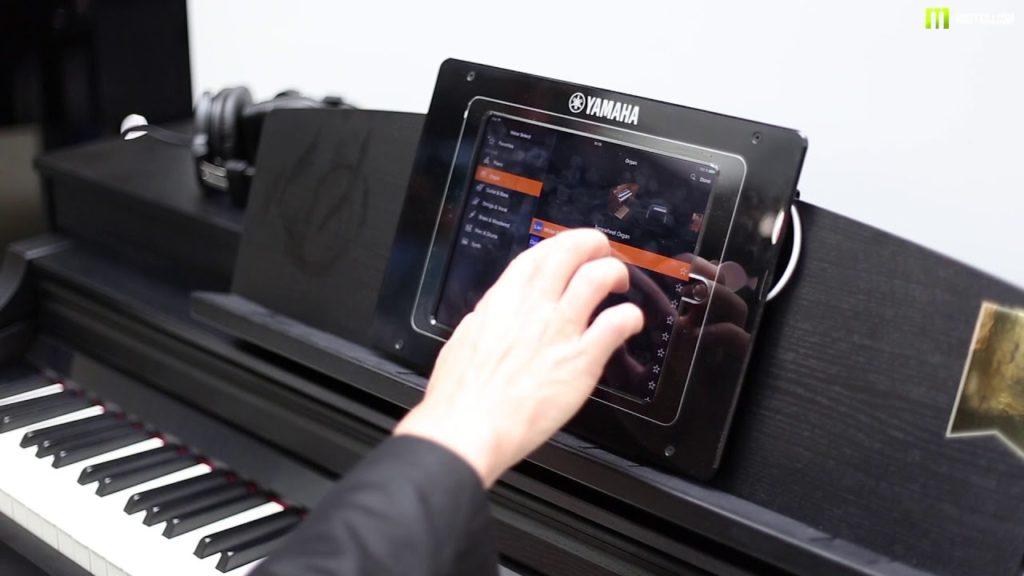 Đàn Piano Điện Yamaha CSP-170 có tính năng đặc biệt