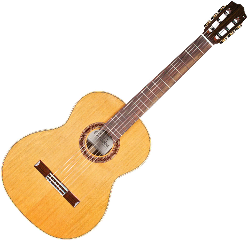 Guitar Cordoba F7