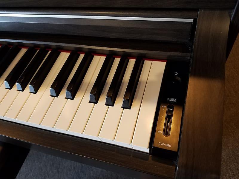 Piano Điện Yamaha CLP-635