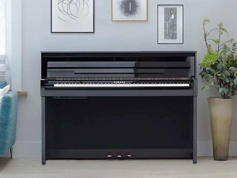đàn Piano Điện Yamaha CLP-745 chính hãng