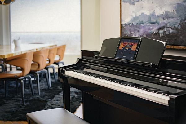 Piano Điện Yamaha CLP-735