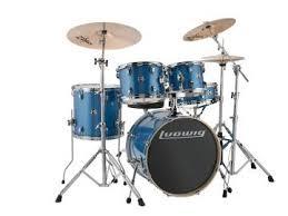 Trống Jazz Ludwig Element LCB-522F