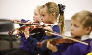 Lợi ích của việc học Violin