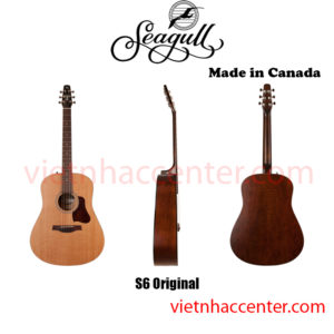 Acoustic Guitar Seagull S6 Original