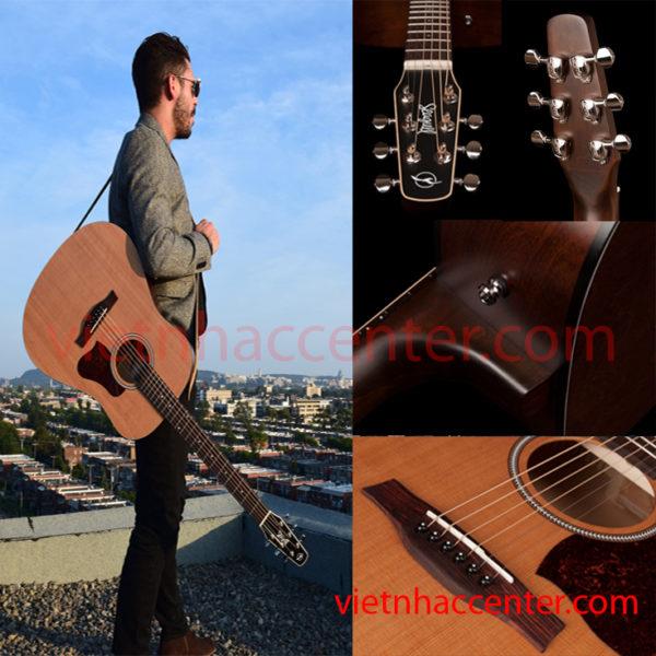 Acoustic Guitar Seagull S6 Original