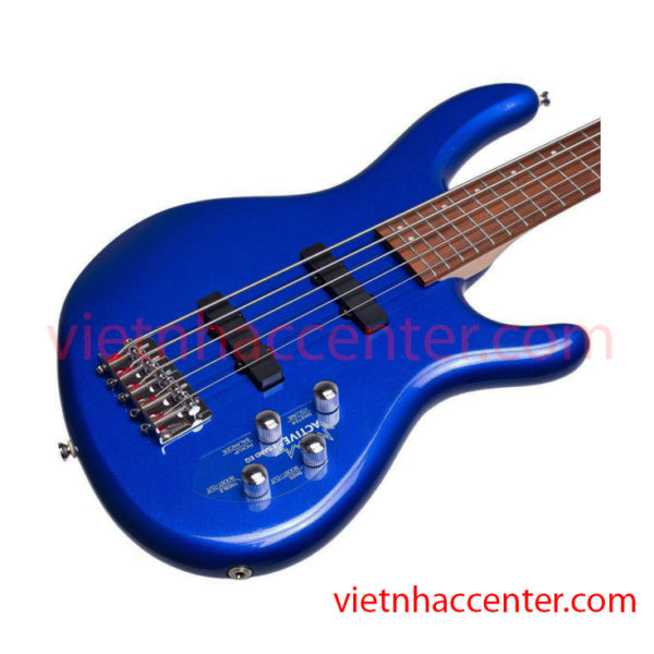 Guitar Bass Cort Action Bass V Plus