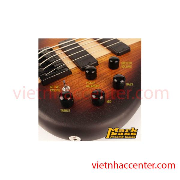 Guitar Bass Cort C5 Plus ZBMH