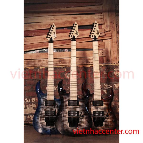 Guitar Điện Cort X300