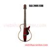 Silent Acoustic Guitar Yamaha SLG 200S NT/TBS/CRB/TBL