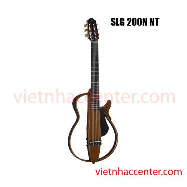 Silent Classic Guitar Yamaha SLG 200N NT/TBS/CRB/TBL