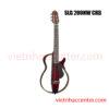 Silent Classic Guitar Yamaha SLG 200NW NT/TBS/CRB/TBL