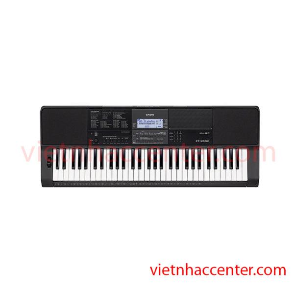Organ Casio CT X 800