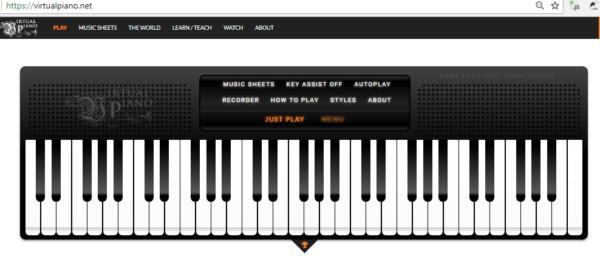 Cách chơi đàn piano trên máy tính đơn giản, dễ dàng