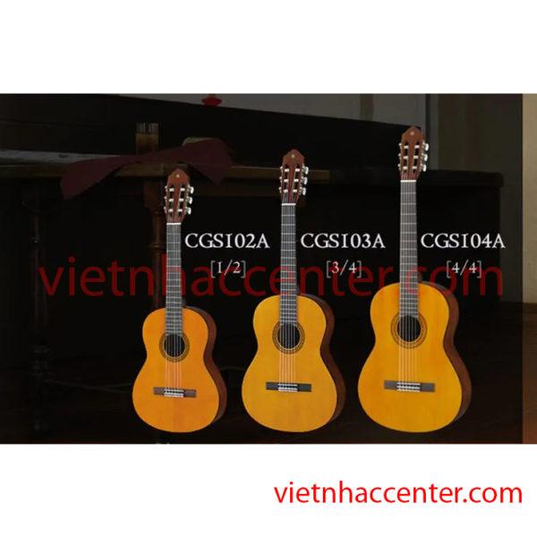 nhiều thiết kế cho guitar tạo nên đa dạng về sản phẩm