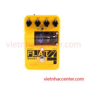 Effect Guitar điện VOX Tone Garage, Flat 4 Boost TG1-FL4BT