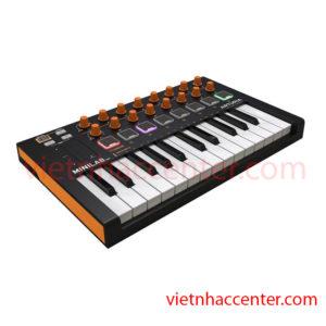 MIDI CONTROLLER ARTURIA MINILAB MKII ORANGE EDITION