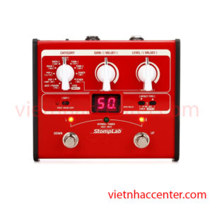 Multi Effect Guitar Bass VOX Stomplab 1B SL1B