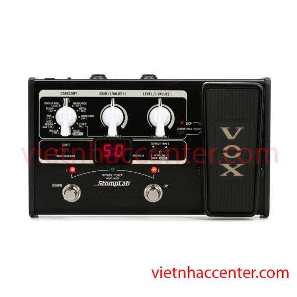 Multi Effect Guitar điện VOX Stomplab 2G SL2G