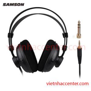 Tai nghe phòng thu Samson SR 950